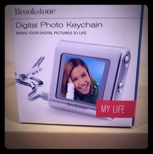 Digital picture key holder